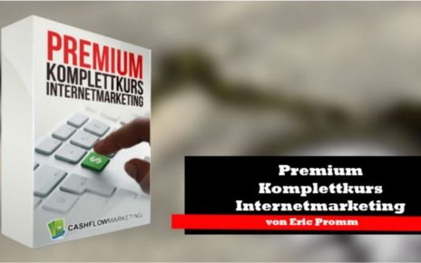 Premium Komplettkurs Internetmarketing