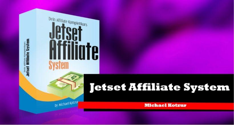 Jetset Affiliate System